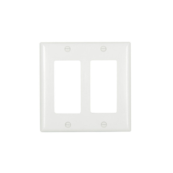 POINT D/P COVER ONLY 4X4 2152W COOPER WHITE