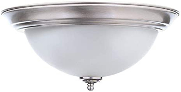 LIGHT FIXTURE 867 584 CEILING SILVER FRAME SOLD EACH