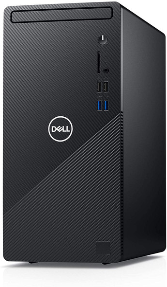 COMPUTER CPU DELL INSPIRON DESKTOP 3880 WITH KEYBOARD AND MOUSE BLACK