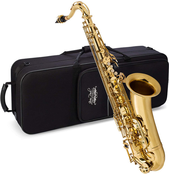 "SAX TENOR JEAN PAUL TS-400 WITH CASE 30"" CURVE"