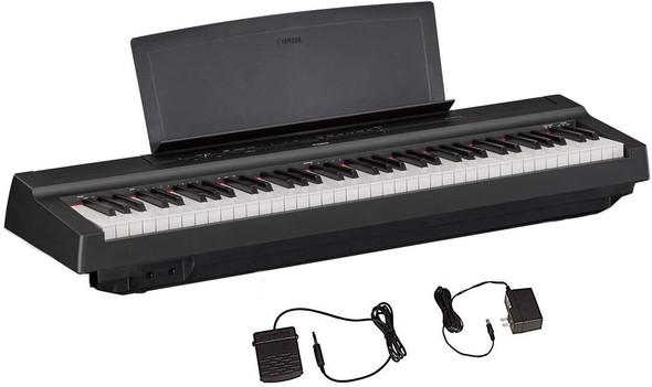 KEY BOARD YAMAHA P-121B PIANO