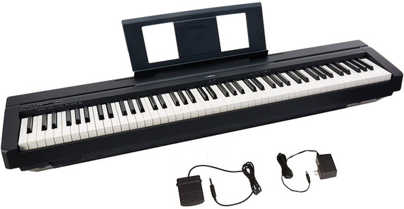 KEY BOARD YAMAHA P-45B PIANO