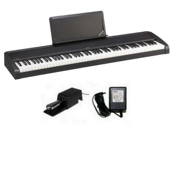 KEY BOARD KORG B2N BK PIANO 88-KEYS