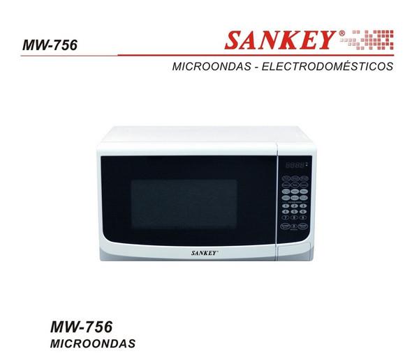 MICROWAVE SANKEY 0.7 CU.FT MW-756 110V