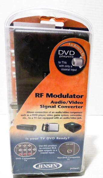 MODULATOR RF JENSEN DVD647