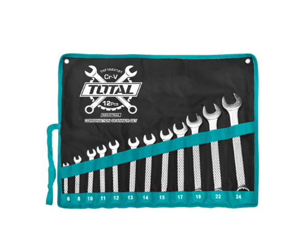 SPANNER SET COMB 6-24MM TOTAL THT1022121