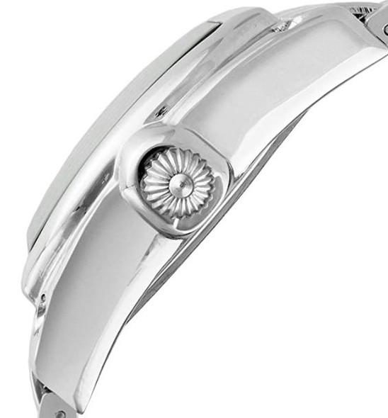 Watch Women's Peugeot Bracelet & Roman Numeral Dial Silver