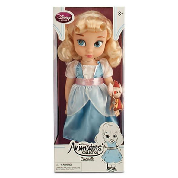 "Toy Disney Princess Cinderella Toddler Doll 16"""