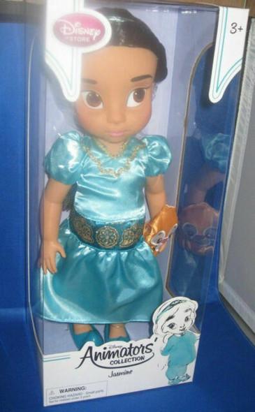 "Toy Disney Princess Jasmine Toddler Doll 16"""