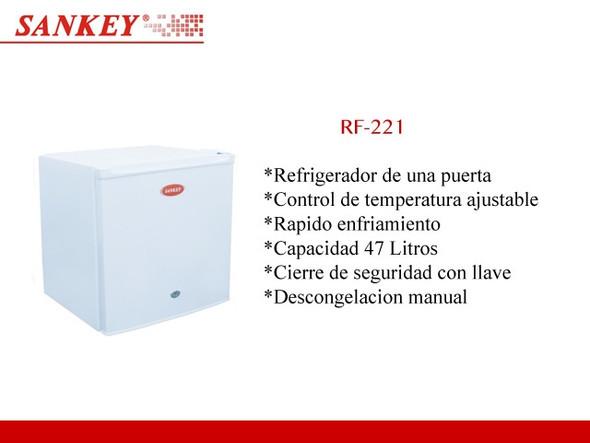REFRIGERATOR SANKEY RF221