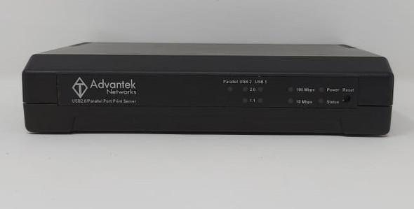 COMPUTER PRINT SERVER ADVANTEK APS-U3100 SERVPRO 3 PORT