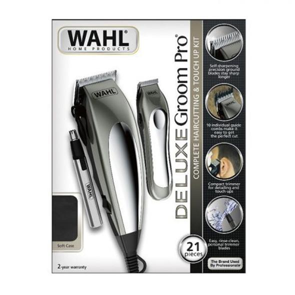 HAIR CUTTING KIT WAHL 21PCS 79305-3608