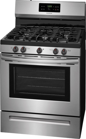 STOVE 5 BURNER FRIGIDAIRE FFGF3054TSD STAINLESS STEEL