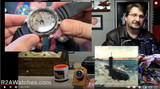 SSN-571 Watch Overview from Vostok-Europe