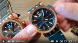 Bronze Energias from Vostok-Europe Watches of Lithuania