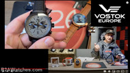 Vostok-Europe GAZ Limo watches released in 2020