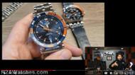 Vostok-Europe Energia Bracelet Watch Overview