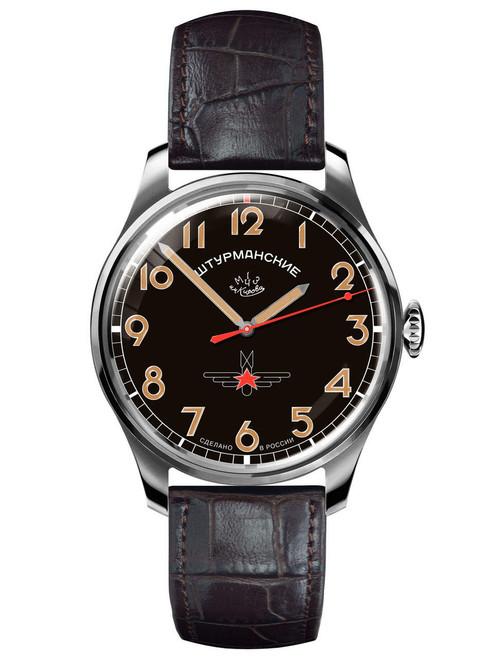 Sturmanskie Gagarin Commemorative Limited Edition Mechanical Watch 2609/3707129-Titanium