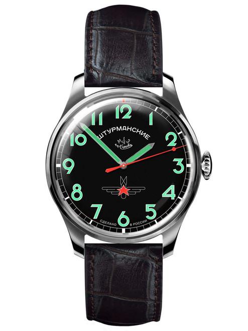 Sturmanskie Gagarin Commemorative Limited Edition Mechanical Watch 2609/3707130-Titanium
