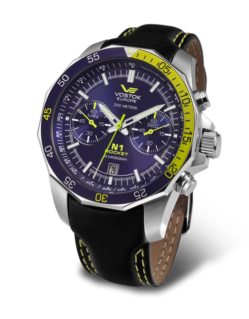 Vostok Europe Rocket N1 Chrono Quartz Watch 6S21/2255253