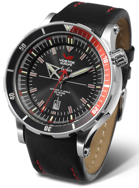Vostok-Europe Anchar Mens Diver Watch NH35A/5105141