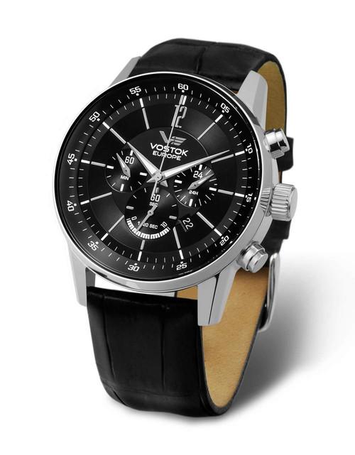 Vostok-Europe Gaz-Limo Quartz Chronograph Watch OS22/5611297