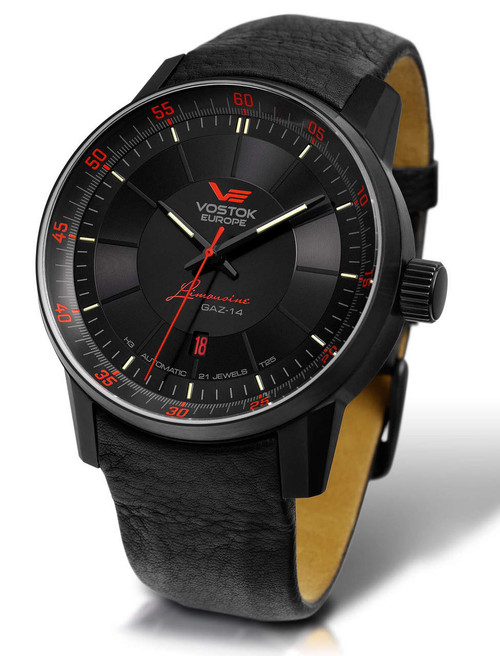 Vostok-Europe GAZ-Limo Watch NH35A/5654140