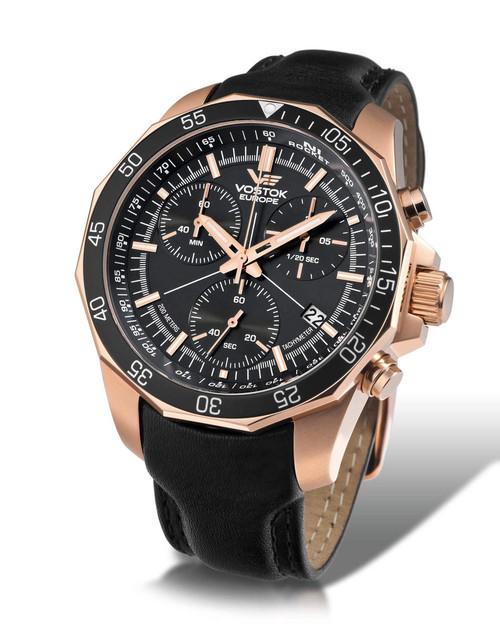 Vostok-Europe N1 Rocket Chronograph Watch 6S30/2259179