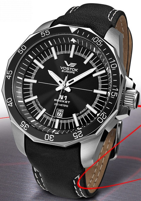 Vostok-Europe N1 Rocket Automatic Watch NH35A/2255146