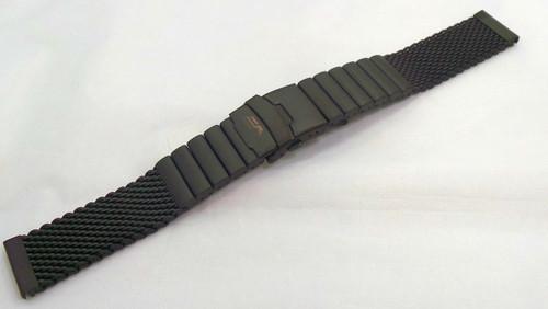 Vostok Europe Gaz-Limo Bracelet 22mm Black PVD-Gaz.22.B.B