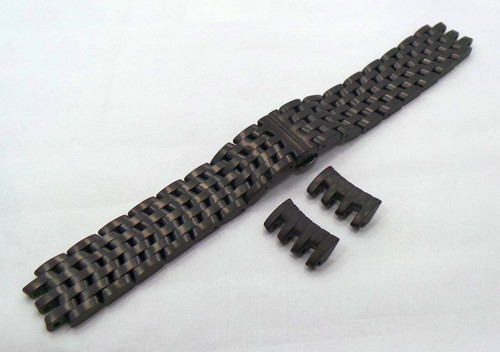 Vostok Europe N1 Rocket Bracelet 22mm Black-PVD Stainless Steel-N1RR.22.B.B