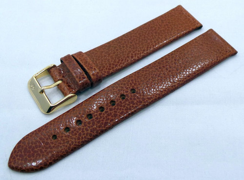 Poljot Leather Strap 20mm Brown-Pol.20.L.R.Br.012