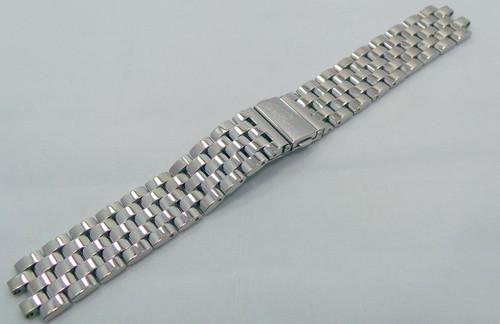 Poljot Bracelet 20mm Stainless Steel-Pol.20.B.S