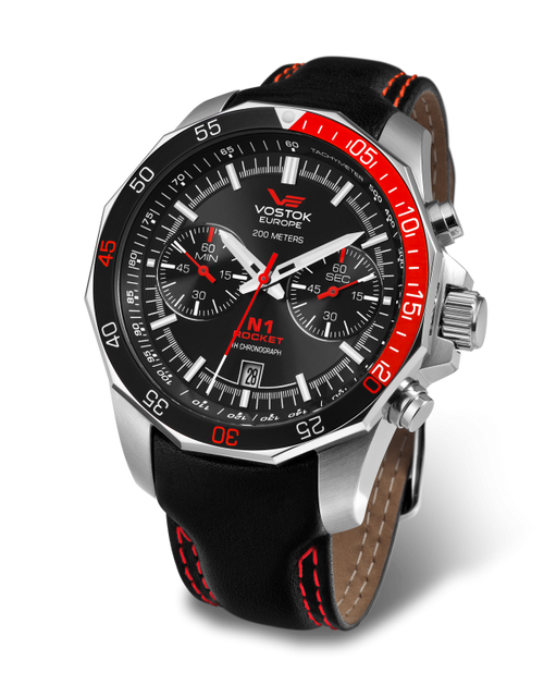 Vostok Europe Rocket N1 Chrono Quartz Watch 6S21/2255295