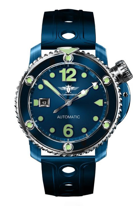 Sturmanskie Stingray 300 Meter Professional Dive Watch Automatic NH35/1822945
