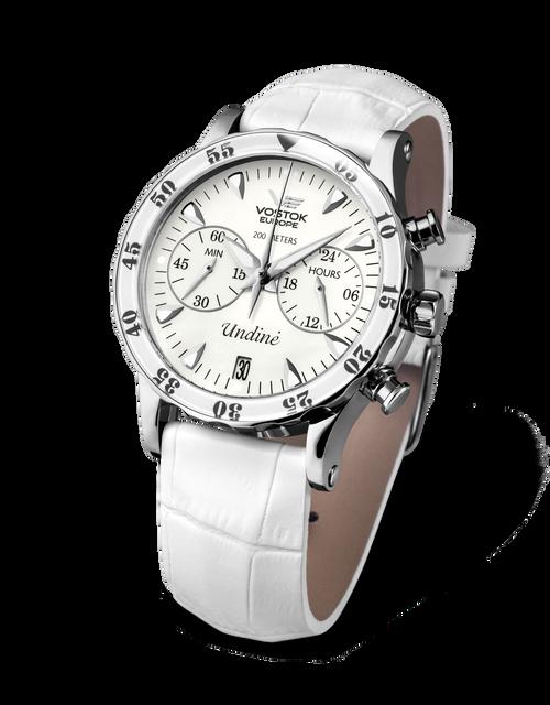 Vostok-Europe Undine Ladies Chronograph Watch VK64/515A524