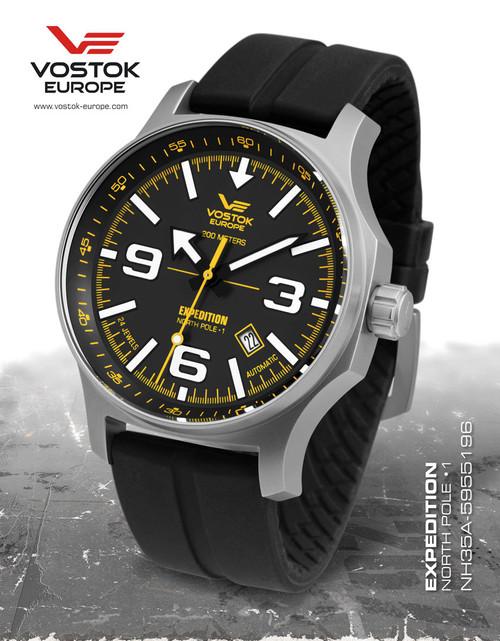 Europe Expedition Vostok 1 WatchesR2a Pole Shop North vmNn80w