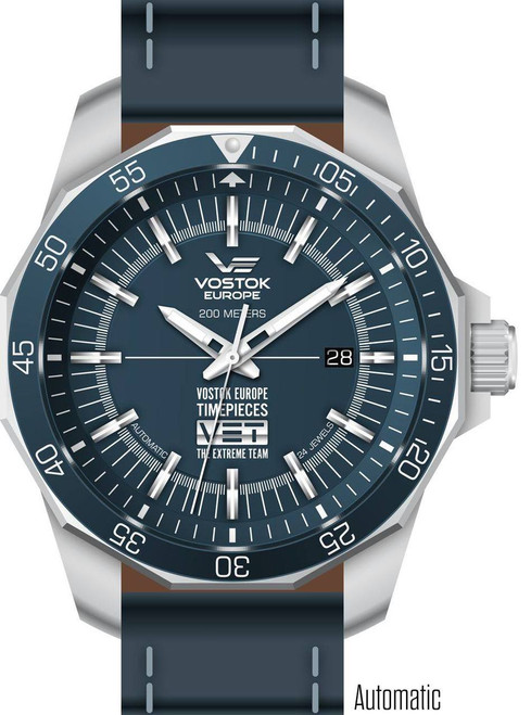 Vostok-Europe Extreme Team VET Special-Edition Automatic Watch 0bf1710998