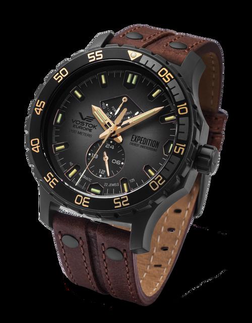 Vostok-Europe Expedition Everest Underground Automatic Watch YN84/597D541