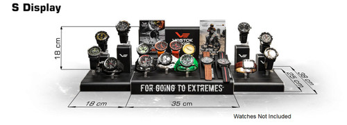 Small Dealers Watch Display