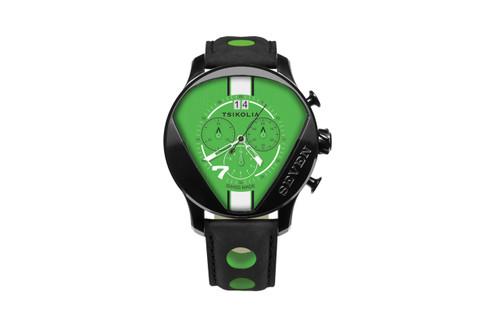 Tsikolia (UNIQ) Seven Limited Edition Black With Acid Green