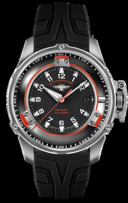 Sturmanskie Mars Orange Automatic Watch NH35/9035975