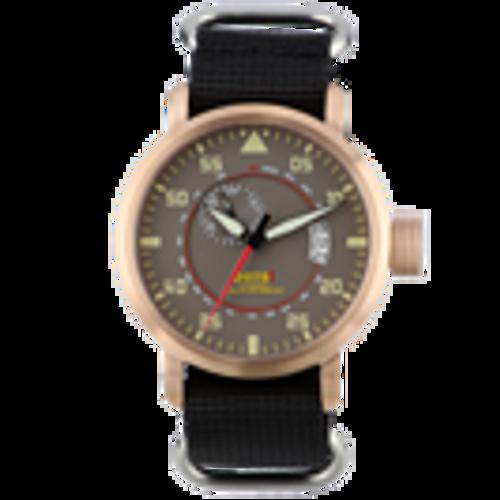 DeltaT SoRa Pilot 1939G  Automatic Multi-Strap Watch