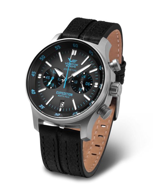 Vostok-Europe 43MM Expedition North Pole-1  (VK64/592A561)