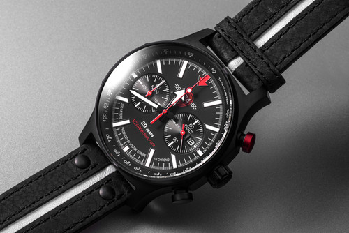 R2AWatches 20th Anniversary Expedition NP1 Chrono Edition -- 6S21-5954354-F