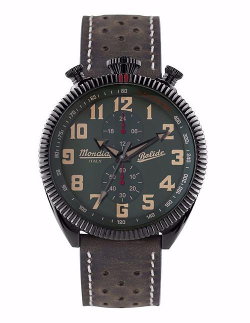 Mondia Italy Bolide Chronograph MI-782-BK-06GR-CP