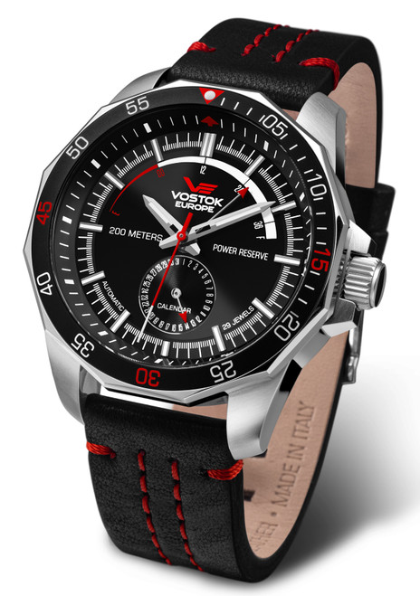 Vostok-Europe N1 Rocket Power Reserve Watch NE57/225A563
