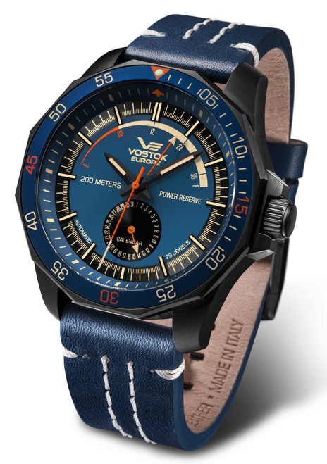 Vostok-Europe N1 Rocket Power Reserve Watch NE57/225C564