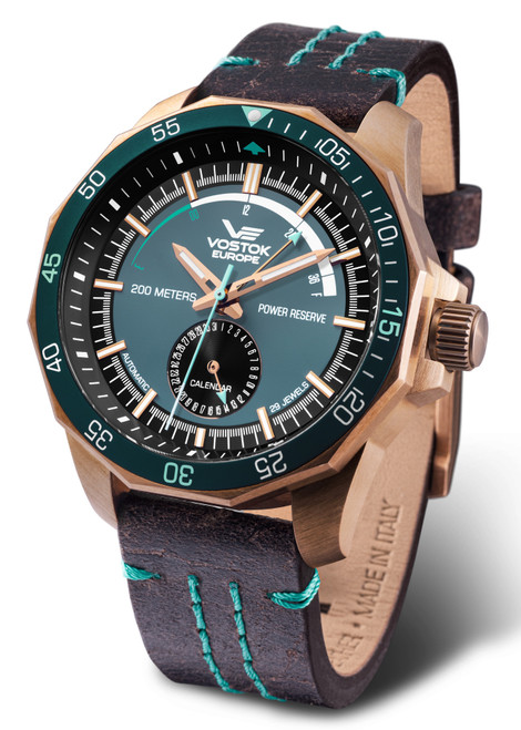 Vostok-Europe N1 Rocket Power Reserve Watch NE57/225O566