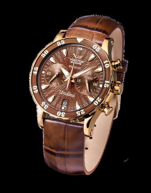 Vostok-Europe Undine Ladies Chronograph Watch VK64/515B569